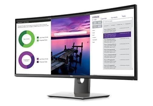 Dell UltraSharp 34 Curved USB-C Monitor: U3419W 1