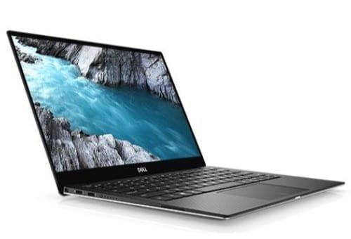 "Dell XPS 13 7390 Laptop Intel Core i7-10510U 16GB RAM 1TB SSD 13.3"" 4K Ultra HD Touch Display Windows 10 Home 64 bit English, Arabic - XPS 13 7390 1TH 1"