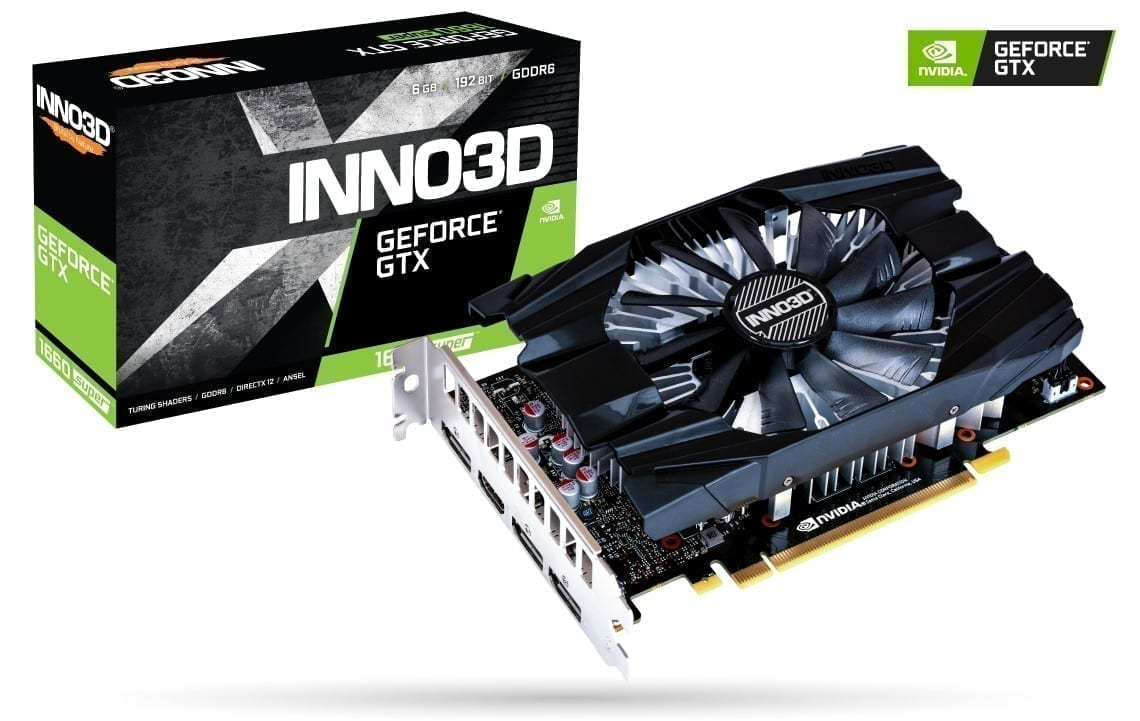 INNO3D GEFORCE GTX 1660 SUPER COMPACT 1