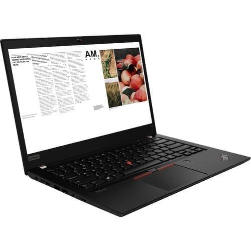 "Lenovo ThinkPad T14 i7-10510U 8GB RAM 512GB SSD GeForce MX330 2GB 14.0"" FHD Arabic-English Win10 Pro 64 – 20S0001BAD 1"