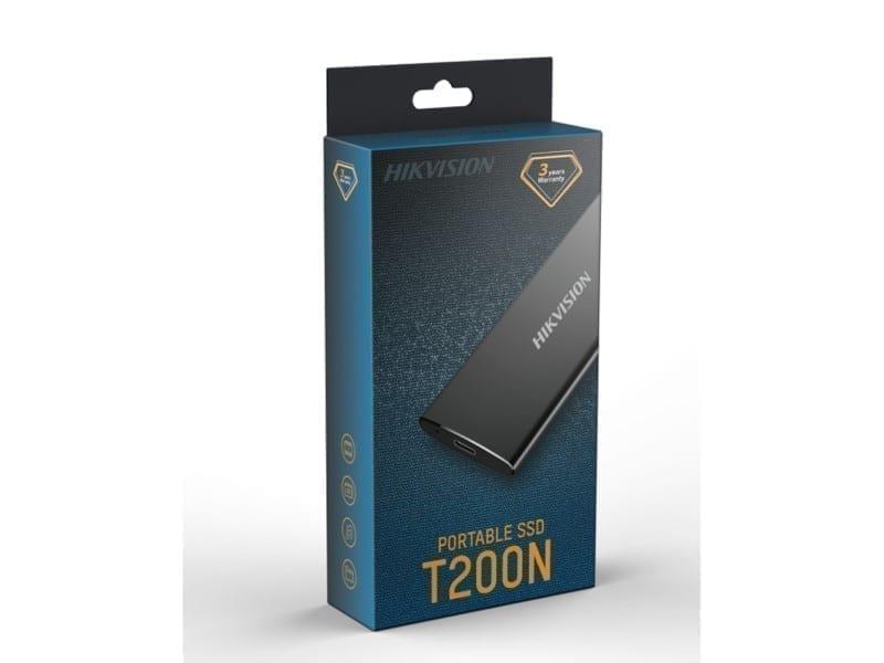 هارد خارجي SSD Type-C HIKVISION T200N 2