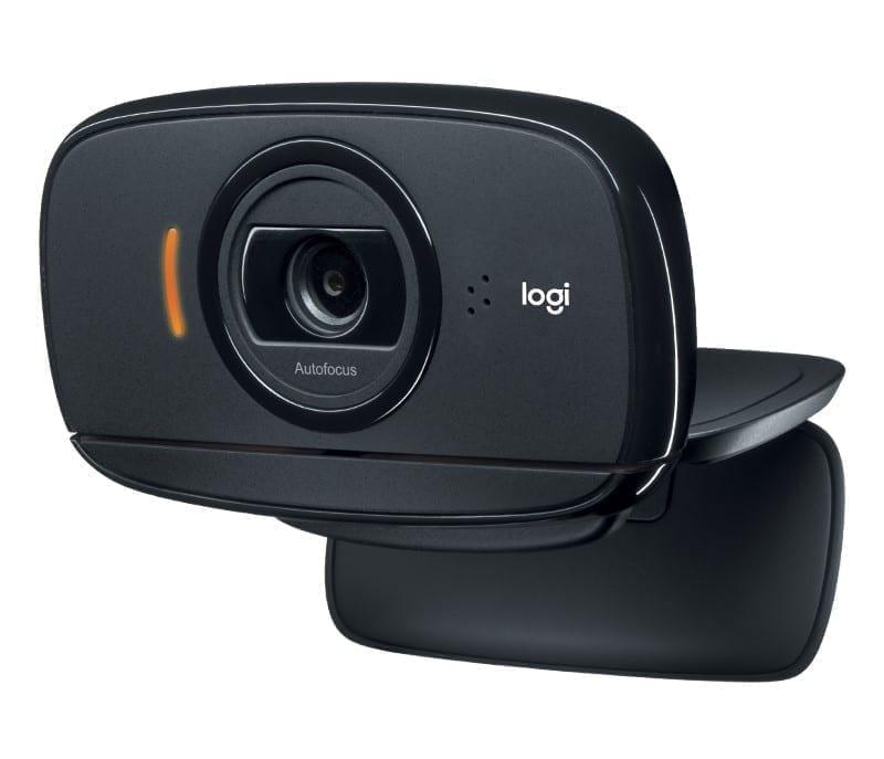 Logitech foldable HD 720p video calling with autofocus camera - C525 1