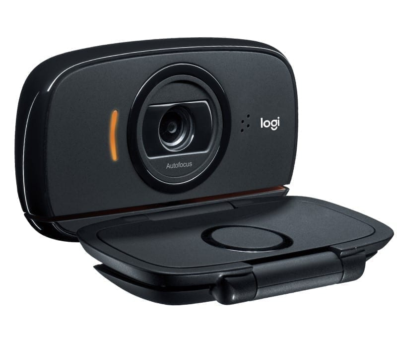 Logitech foldable HD 720p video calling with autofocus camera - C525 2