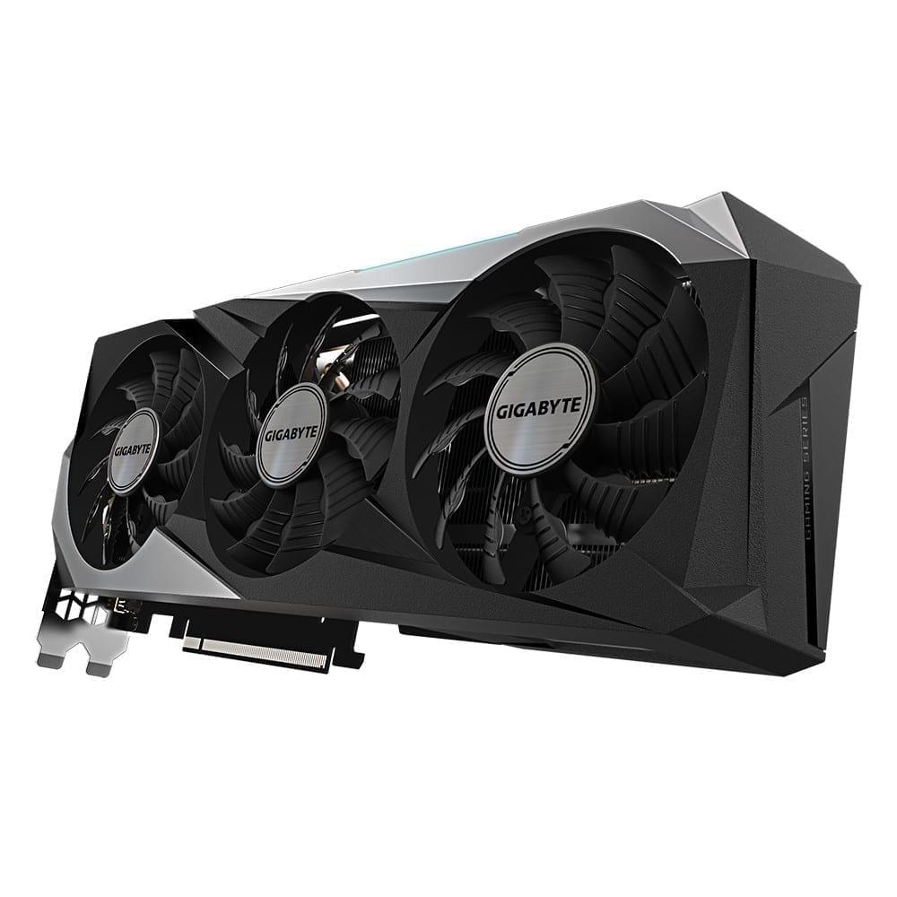 Gigabyte GeForce RTX 3070 GAMING OC 8G + Xigmatek Aurora 360 Liquid Cooler 4