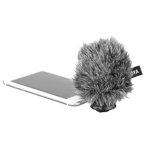 Boya BY-DM200 Amazing Mono Microphone for iPhones - Lightning 3