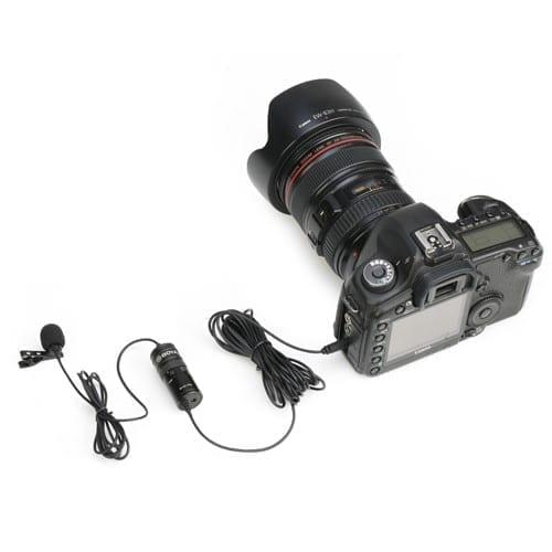 Boya BY-M1 Pro Clip-on Microphone - Type Universal 4