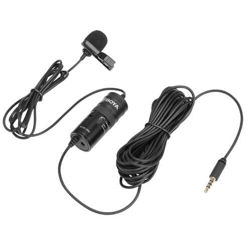 Boya BY-M1 Pro Clip-on Microphone - Type Universal 3