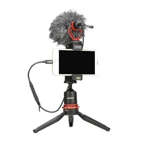 Boya BY-K3 3.5mm TRRS (Female) to Lightning (Male) Audio Adapter 4