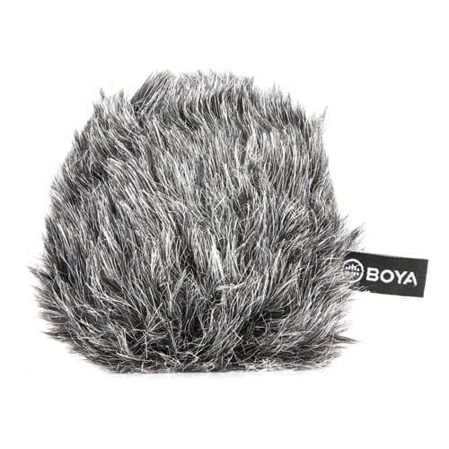 مايك احترافي من بويا Boya BY-MM1+ Shutgun Microphone 3