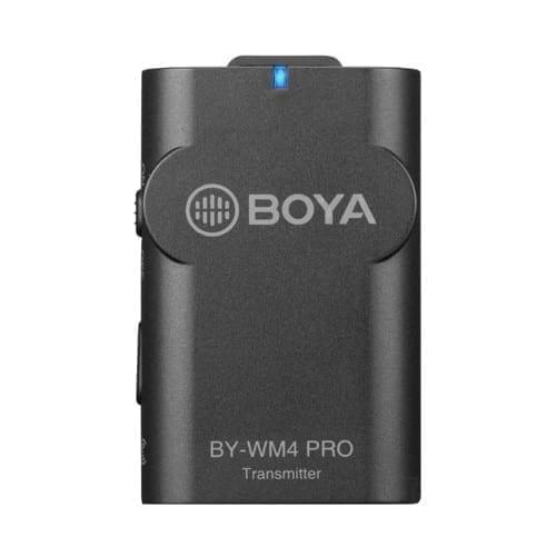 Boya BY-WM4 PRO k3 2.4GHz Wireless Microphone System - Type Lightning 2