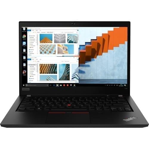"""Lenovo ThinkPad T14 i7-10510U 16GB DDR4 512GB SSD Intel HD Graphics 14.0"""" FHD Win10 Pro 64 – 20S00013AD 2"""