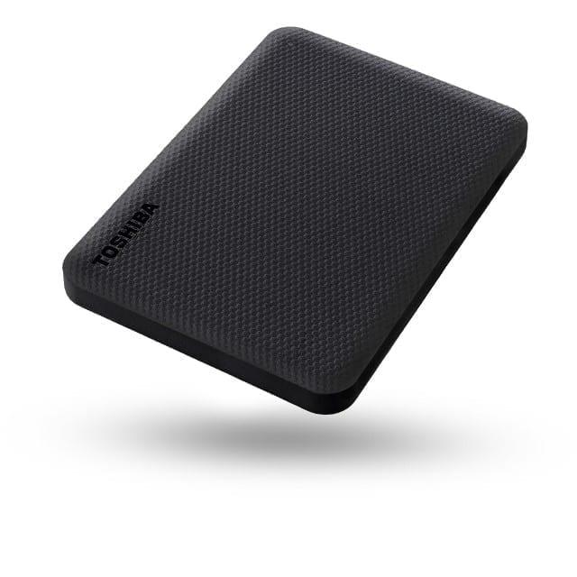 Toshiba Canvio Advance External Hard Disk 6