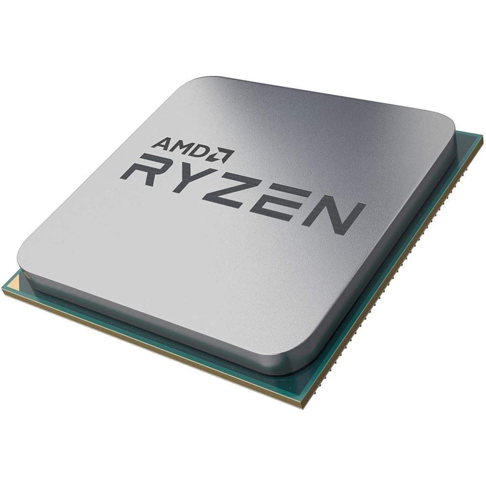 AMD RYZEN 5 3400G 4-Core, 8-Thread Unlocked, 3.7 GHz (4.2 GHz Max Boost) Desktop Processor 6