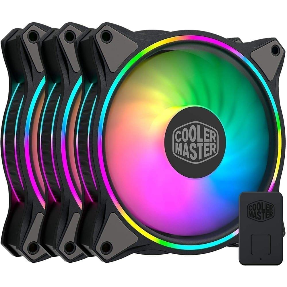 Cooler Master MasterFan MF120 HALO 3IN1 Fans 1