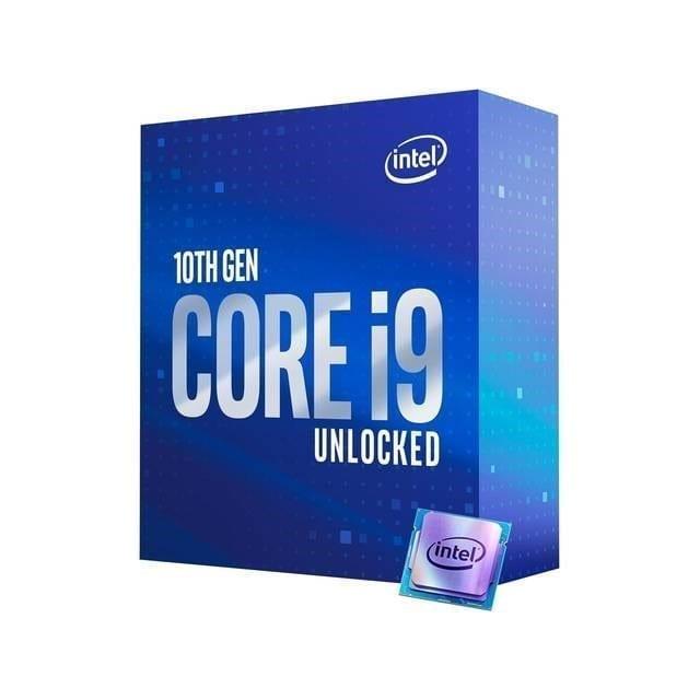 Intel Core i9-10850K 10-Core Comet Lake Processor 3.60GHz 8GT/s 20MB LGA 1200 CPU Retail 2