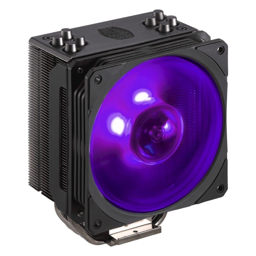 Cooler Master Hyper 212 RGB Black Edition Air Cooler 2