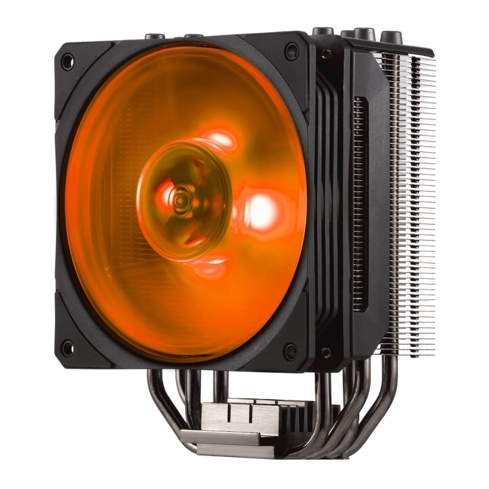 Cooler Master Hyper 212 RGB Black Edition Air Cooler 4