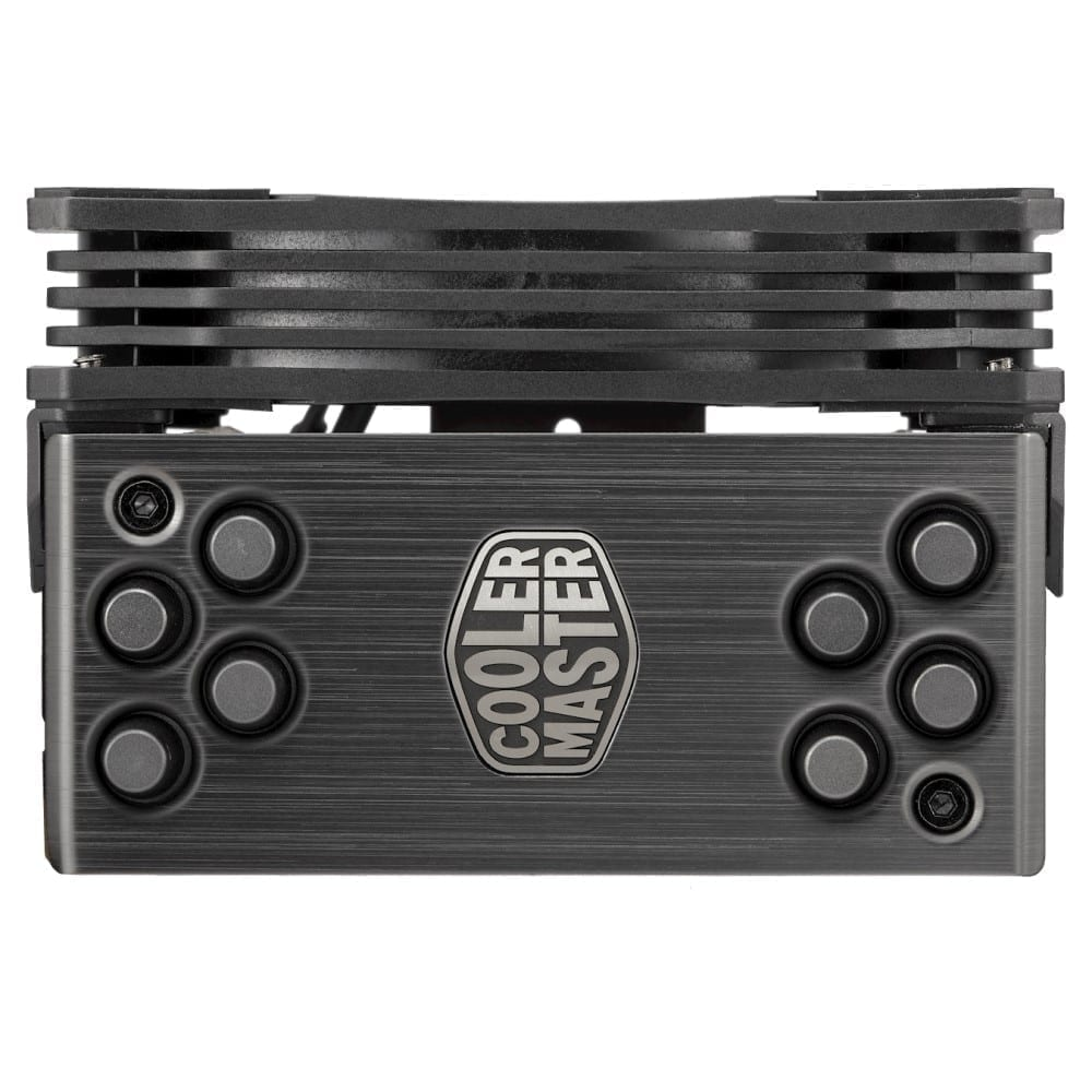 Cooler Master Hyper 212 RGB Black Edition Air Cooler 5
