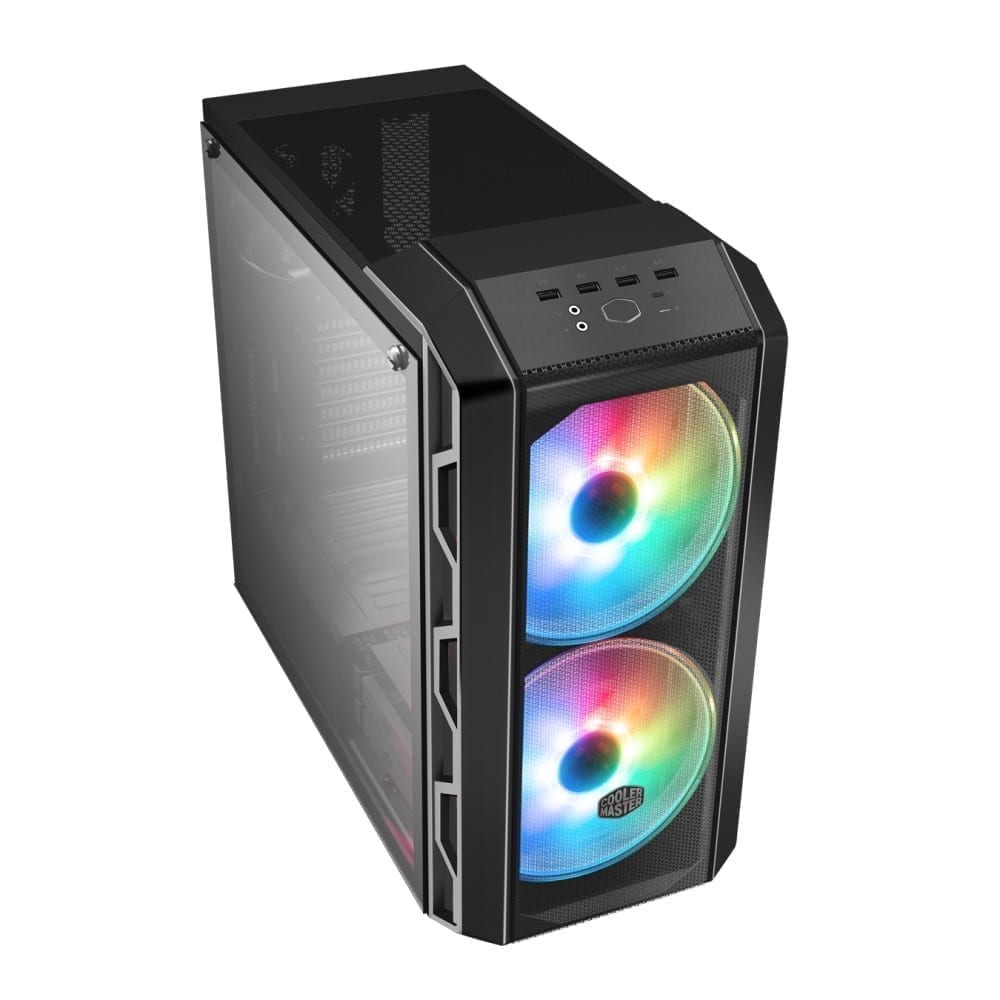 Cooler Master MasterCase H500 ARGB Case 3