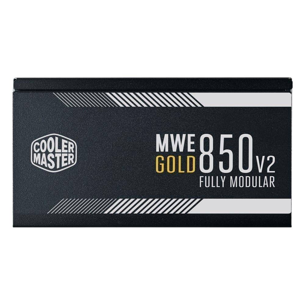 Cooler Master MWE Gold 850 W - V2 Full Modular Power Supply 8