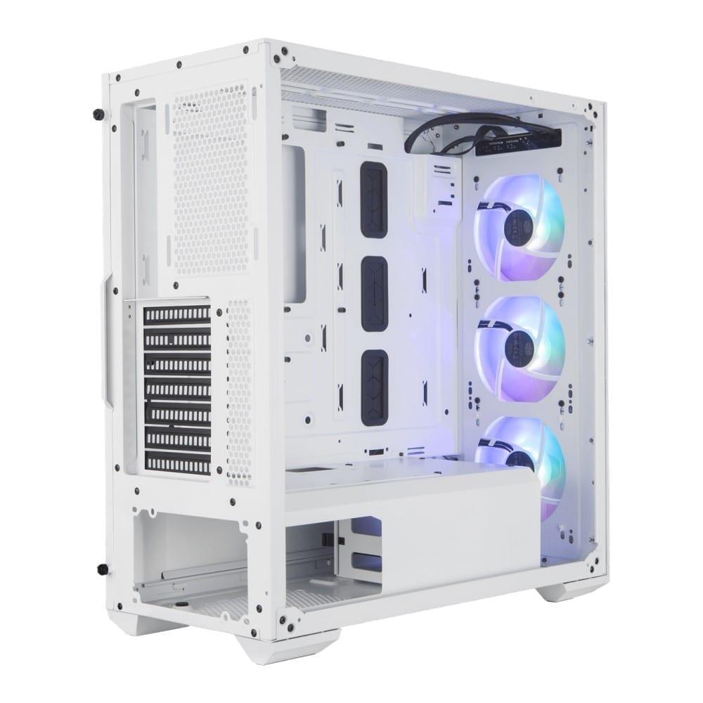 Cooler Master MasterBox TD500 Mesh White ARGB case 6