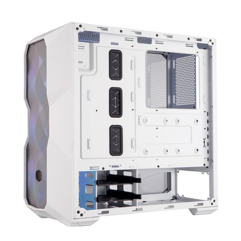 Cooler Master MasterBox TD500 Mesh White ARGB case 3