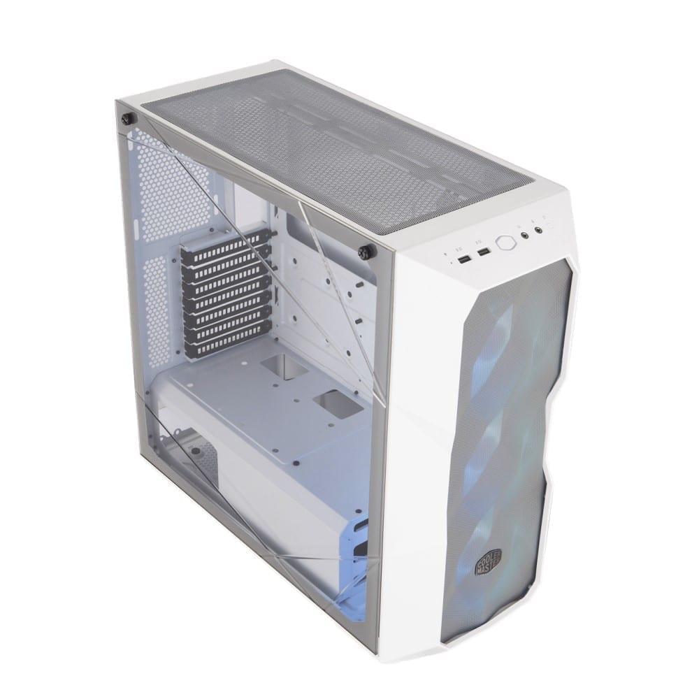 Cooler Master MasterBox TD500 Mesh White ARGB case 2
