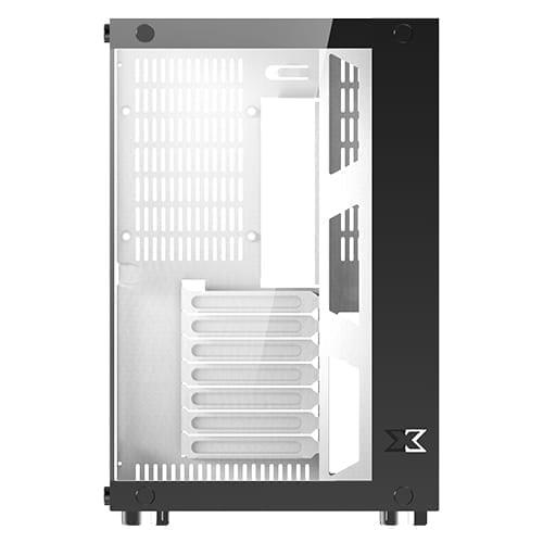 Xigmatek Aquarius Plus Tower Case - White 6