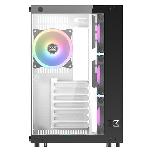 Xigmatek Aquarius Plus Tower Case - White 5