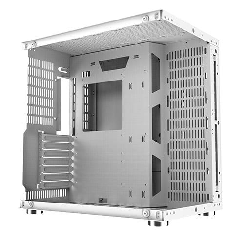 Xigmatek Aquarius Plus Tower Case - White 9