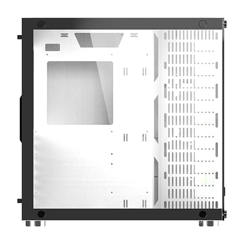 Xigmatek Aquarius Plus Tower Case - White 4