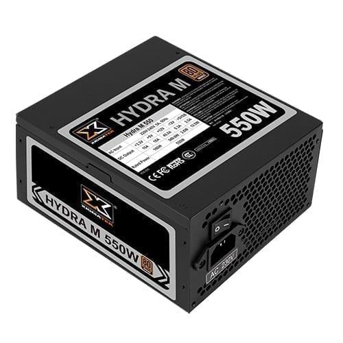Xigmatek Hydra M 550W Full Modular 80 Plus Bronze 5
