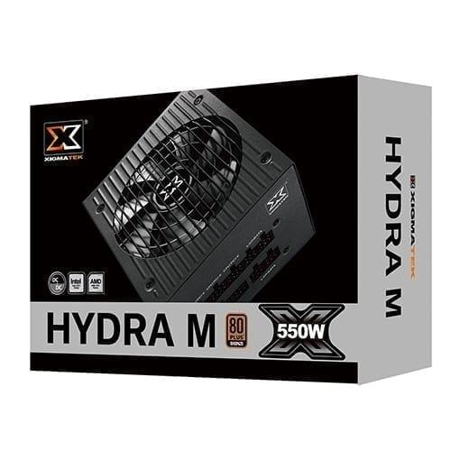 Xigmatek Hydra M 550W Full Modular 80 Plus Bronze 1