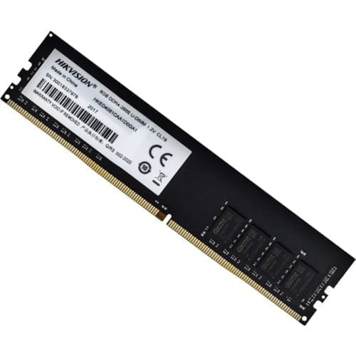 رام 16 قيقا HIKVISION 16GB 2666MHZ UDIMM 1x16GB 3