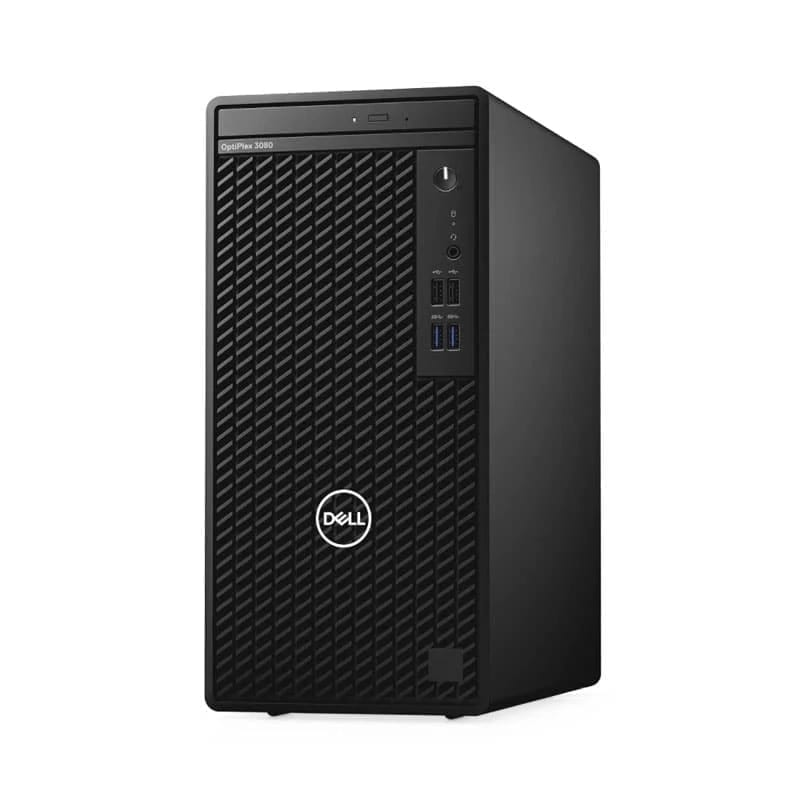 Dell OptiPlex 3080 MT with Core i5-10500 Processor/4GB RAM/1TB HDD/Integrated Intel Graphics/Ubuntu Linux Black – 3080-I5 2