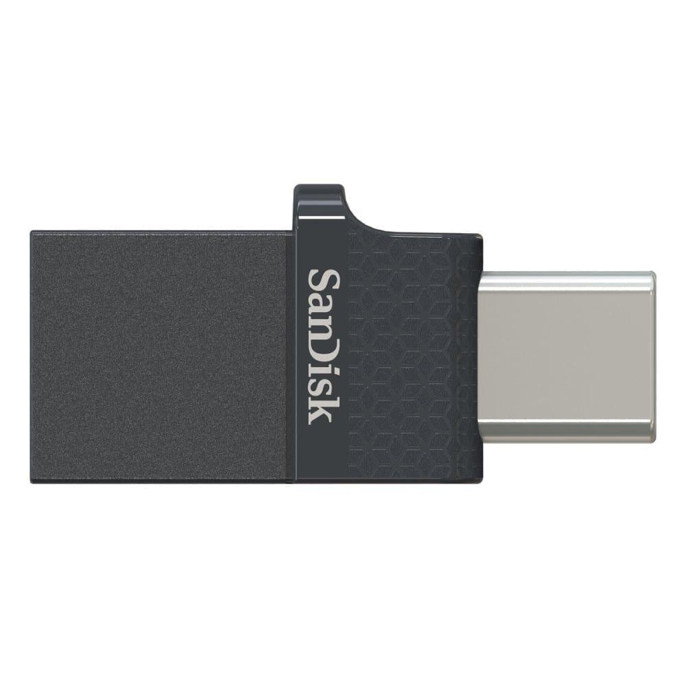 SanDisk Ultra Dual Port USB-C/USB OTG Flash Drive - Black 5