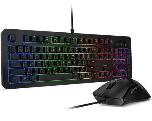 Lenovo Legion KM300 RGB Gaming Combo Keyboard and Mouse - US English 2