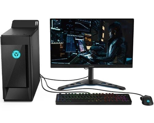 Lenovo Legion KM300 RGB Gaming Combo Keyboard and Mouse - US English 5