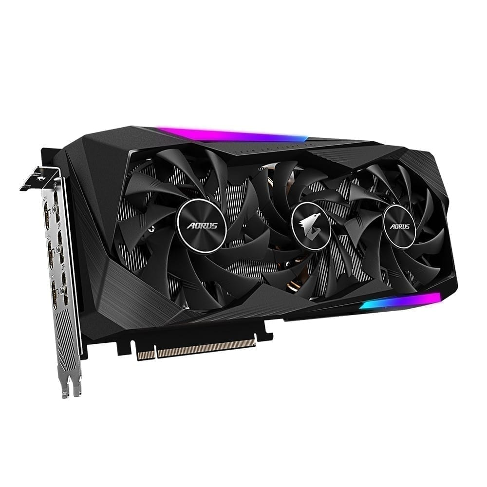 Gigabyte AORUS GeForce RTX 3060 Ti MASTER 8G 1