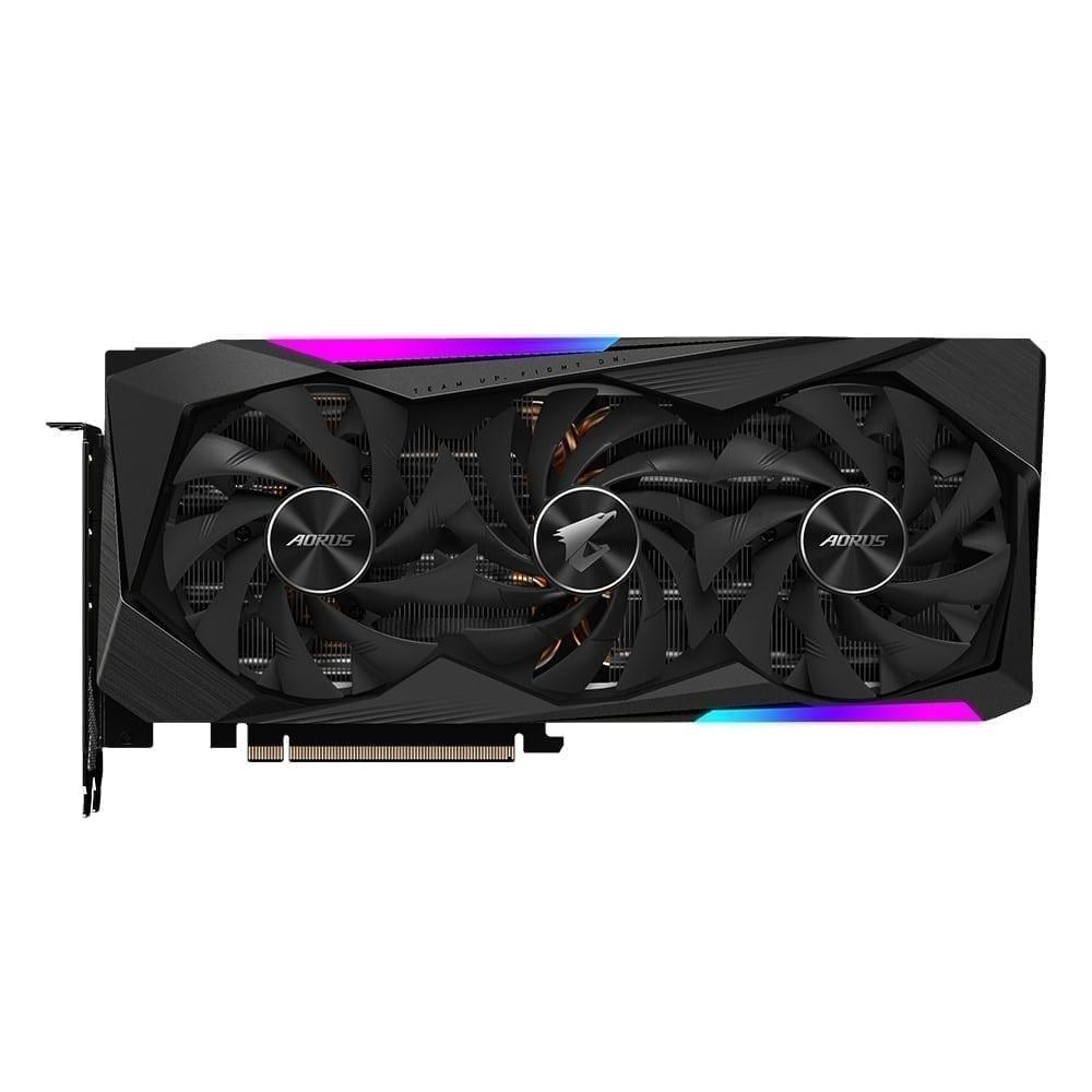 Gigabyte AORUS GeForce RTX 3060 Ti MASTER 8G 3