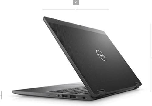 "Dell Latitude 7410 Business Laptop, intel core i7-10610U, 16GB DDR4, 512GB SSD, 14.0"" FHD, Ubuntu Linux - LATI-7410-I7-DOS 1"