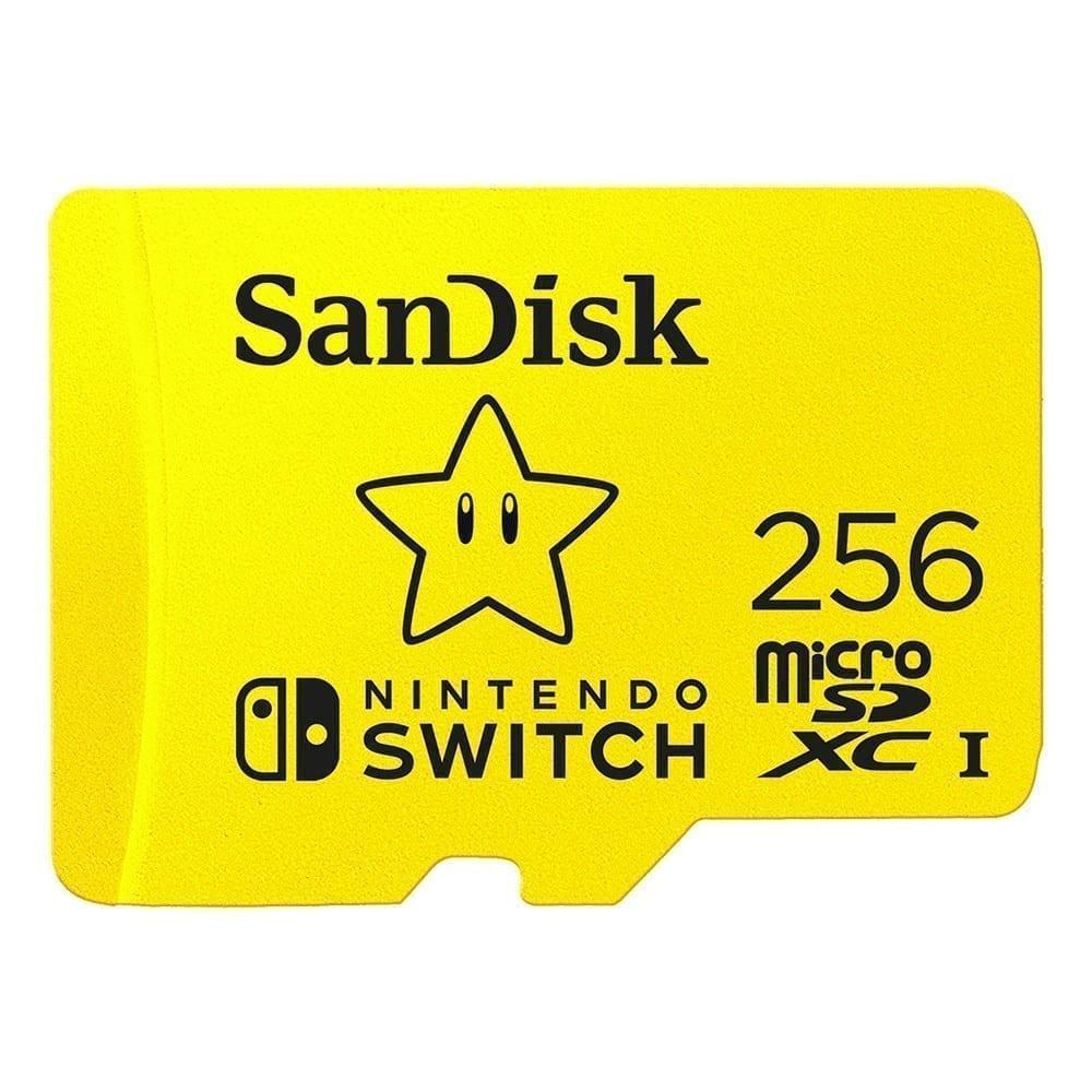 SanDisk Nintendo-Licensed Memory Cards For Nintendo Switch 1