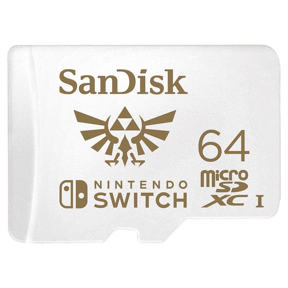 SanDisk Nintendo-Licensed Memory Cards For Nintendo Switch 3