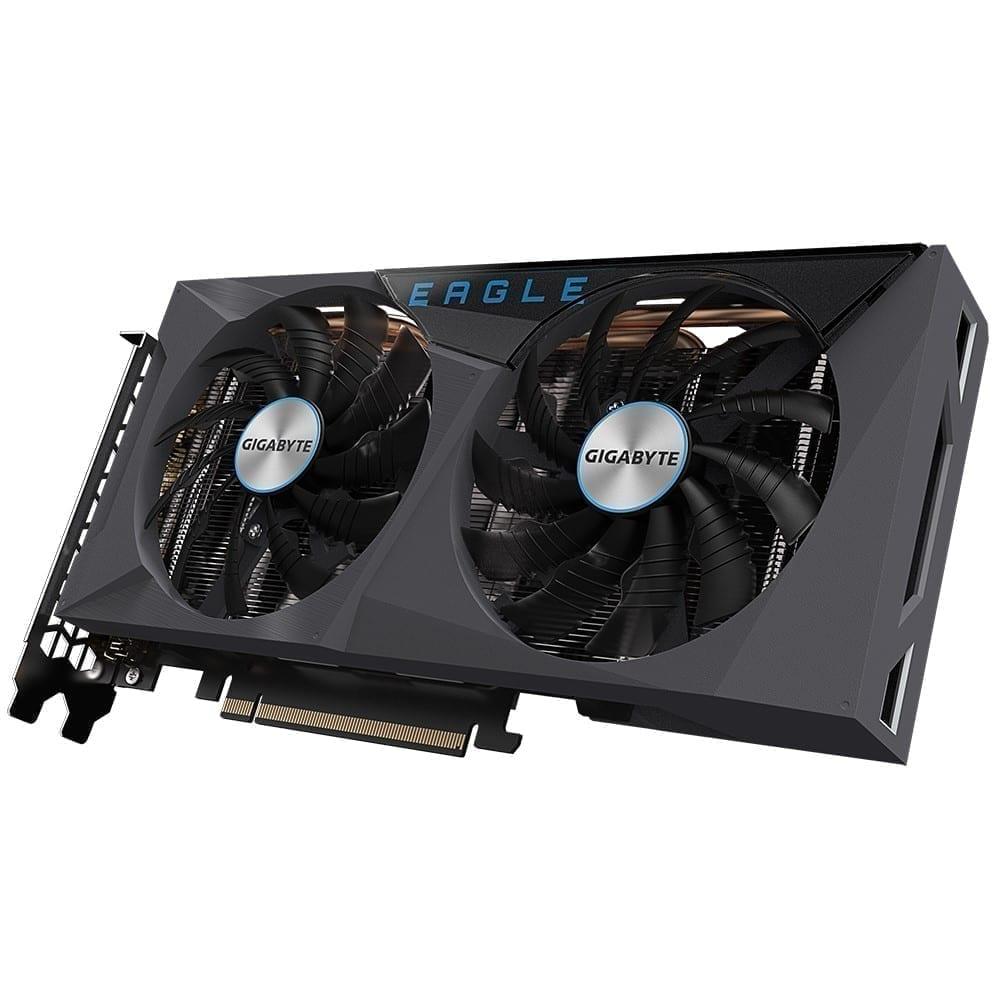 Gigabyte GeForce RTX 3060 EAGLE OC 12G - GV-N3060EAGLE OC-12GD 3