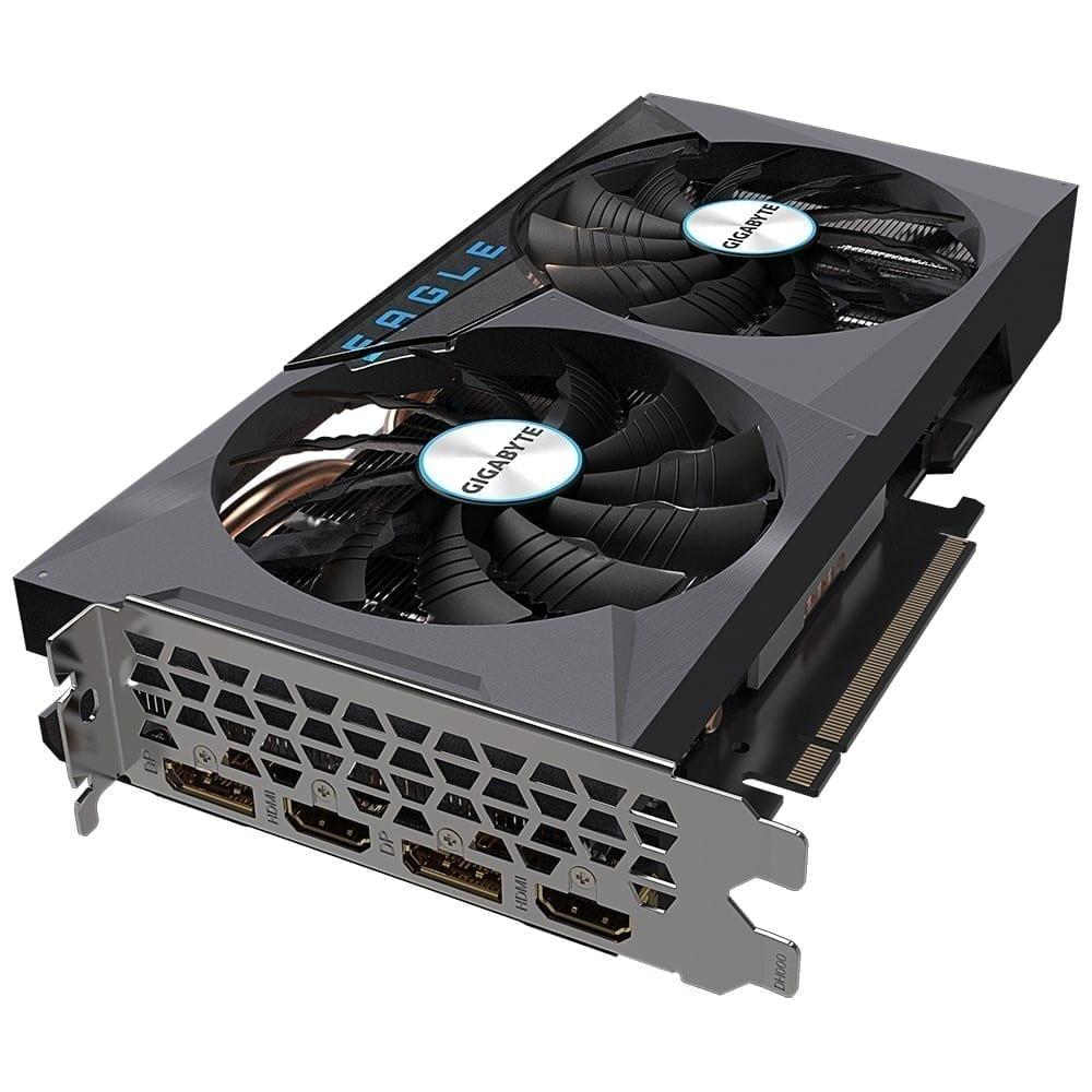 Gigabyte GeForce RTX 3060 EAGLE OC 12G - GV-N3060EAGLE OC-12GD 4
