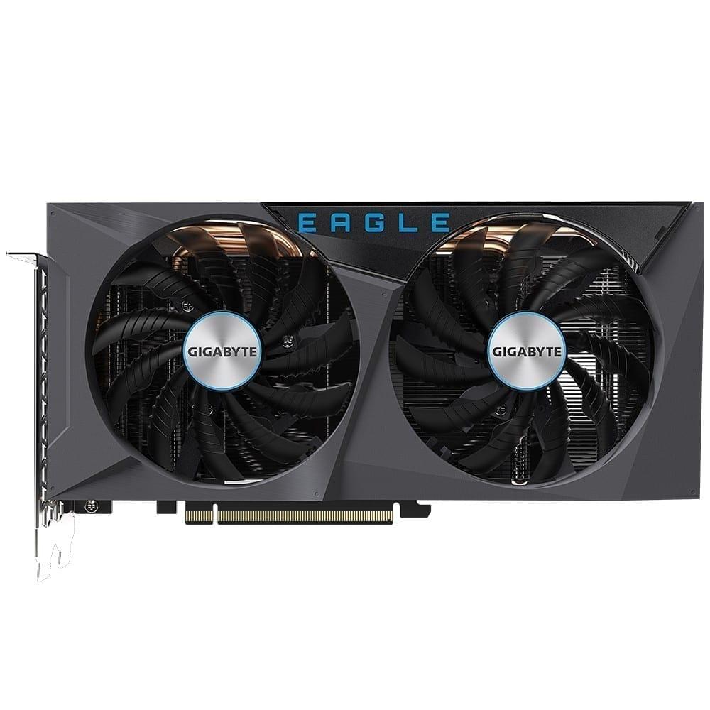 Gigabyte GeForce RTX 3060 EAGLE OC 12G - GV-N3060EAGLE OC-12GD 5
