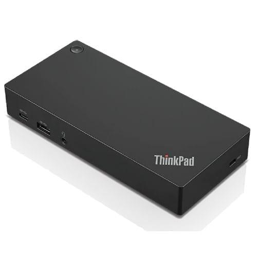 Lenovo ThinkPad USB-C Dock Gen 2 - 40AS0090UK 1