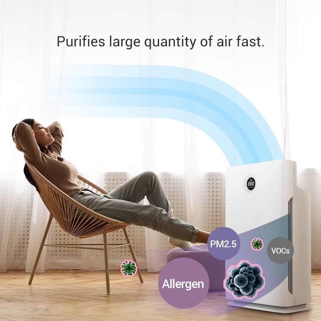 EZVIZ UV-C Air Purifier 4