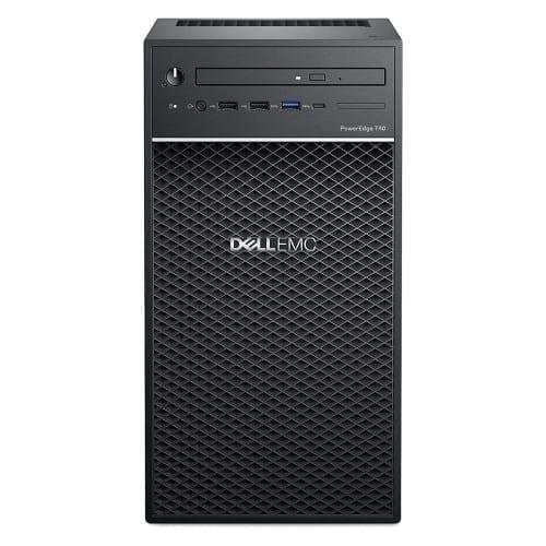 Dell PowerEdge T40 Tower Server Intel Xeon E-2224G 3.5GHz, 8GB DDR4, 1TB HDD - PET40 2