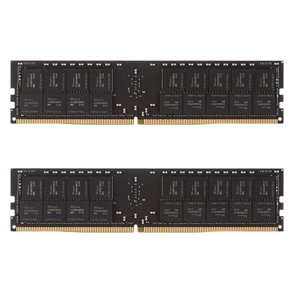 V-Color 128GB (2x64GB) DDR4 2933MHz Ram for Apple Mac Pro 2019 - (VHA21ASDRAG4T-CG29RD) 1